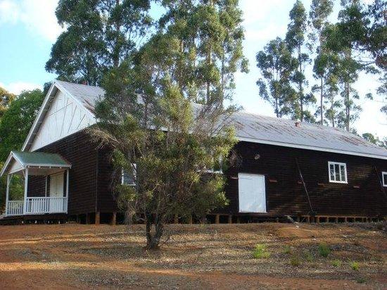 Nyamup Mill Town Holiday Village: Nyamup Mill Town Historic Village