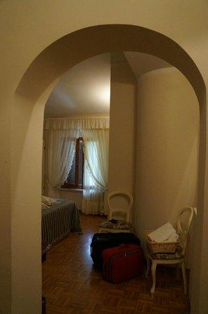 Agriturismo Il Quercione: Camera Piazza del Comune