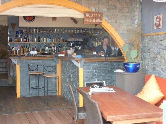 Saint-Aygulf, France: bar...