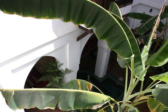 Dar Soukaina: Vue de la chambre sur la cour intérieur