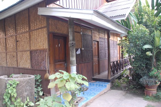 Bounmy Guesthouse: Chalet rooms 9, 10 and 11