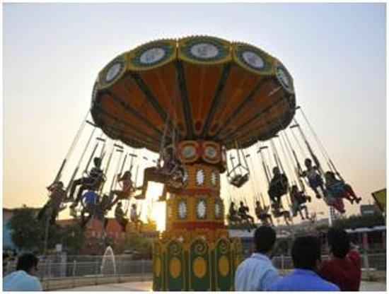 Noida, Hindistan: Ride