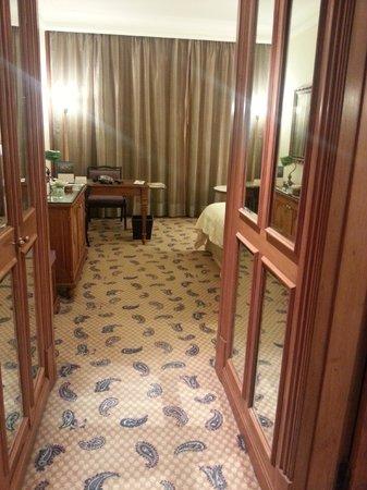 The Oberoi, New Delhi: The room