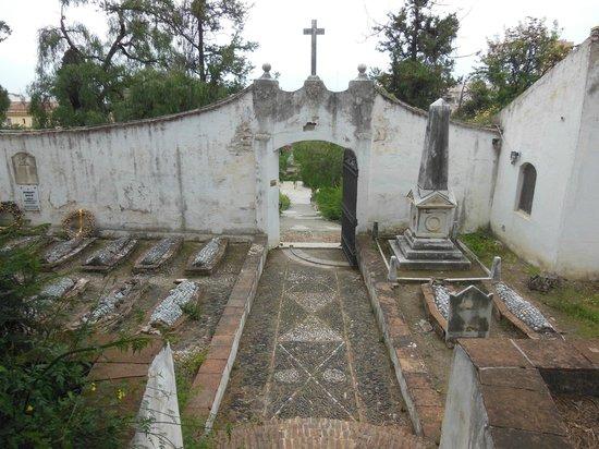 Malaga english cemetery