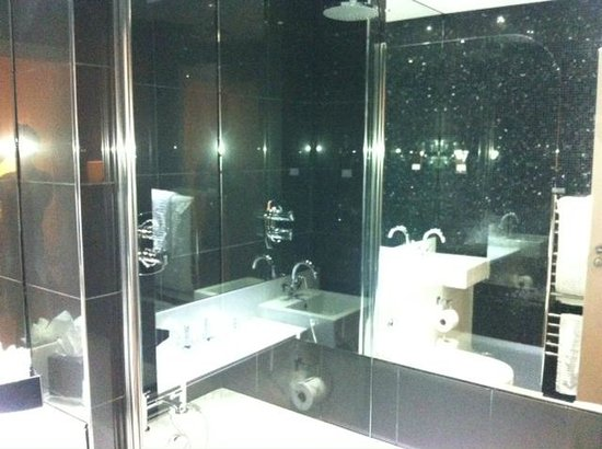 Townhouse Hotel Manchester: Bagno