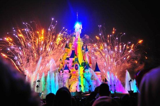 Disney's Sequoia Lodge : Dreams!