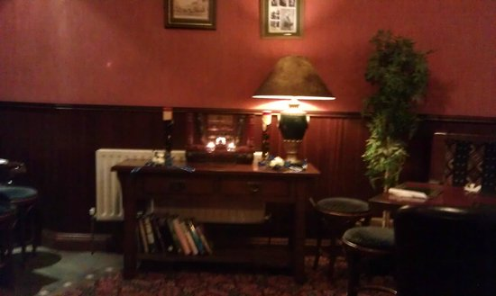 Countrywide Inns - The Greville Arms: Dining Room