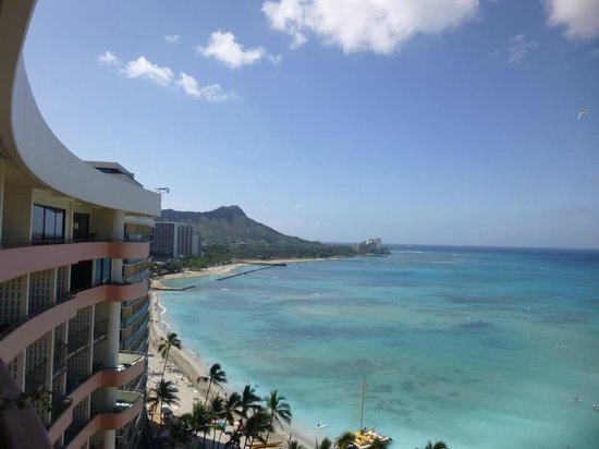 The Royal Hawaiian, a Luxury Collection Resort: Diamondhead n Ocean