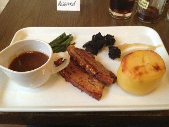 The Spark Lichfield: Pork Belly Draft - The Spark, Lichfield