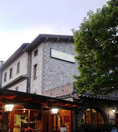 دا أنجلو: Hotel