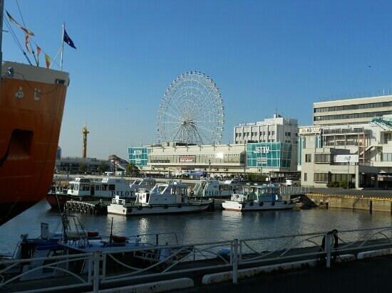 Nagoya Port Building: ,..