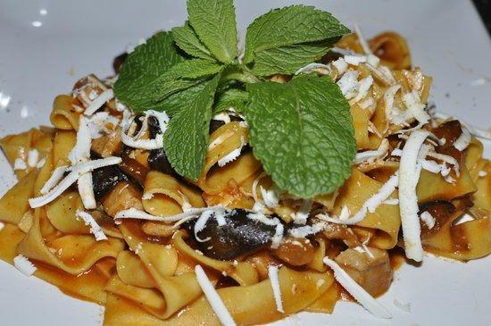 Fino Restaurant: tagliatelle