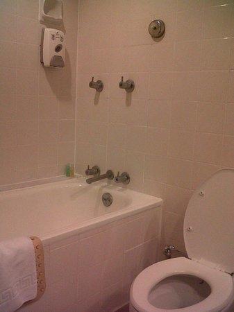 Bayview Beach Resort: Bath & bowl