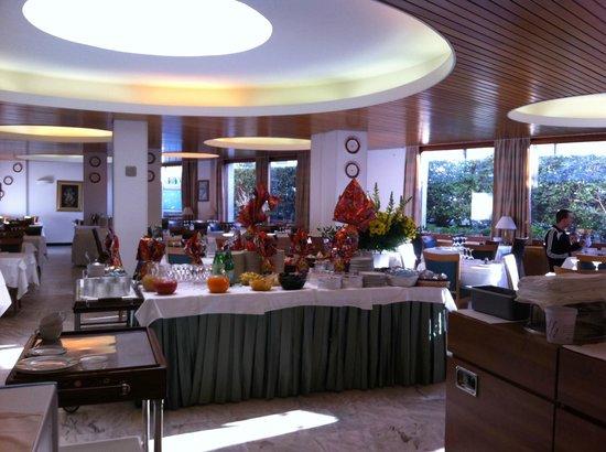 Hotel Majestic : buffet del ristorante