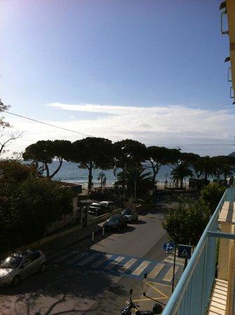 Hotel Majestic : vista dal terrazzo