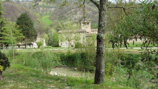 Borgo Le Terre Del Verde: Il corpo centrale