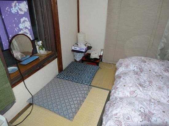 Tama Ryokan: our room