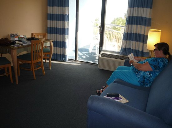 호텔 블루 사진