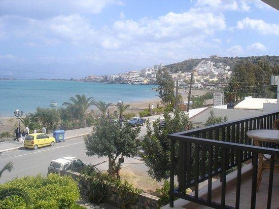 Corali Studios & Portobello Apartments: Stunning view