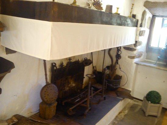 Le Musee du Gateau Basque: inside the restaurant