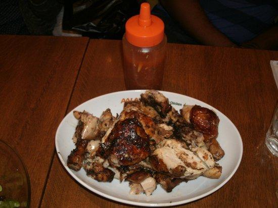 AALAWI: Jerk Chicken