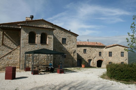 Borgo Le Terre Del Verde: Panoramica della struttura
