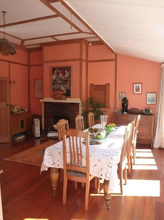 Barrowmeade B&B: breakfast room