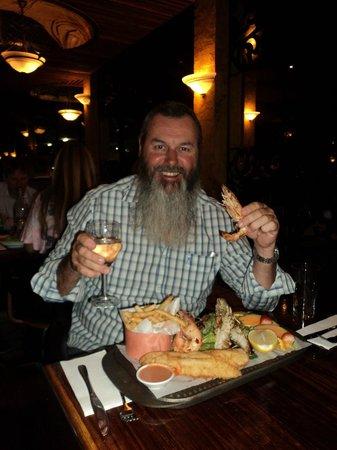 Sicilian Parramatta: Seafood