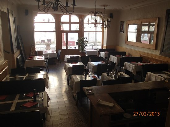 Hotel De France : Salle de Restaurant