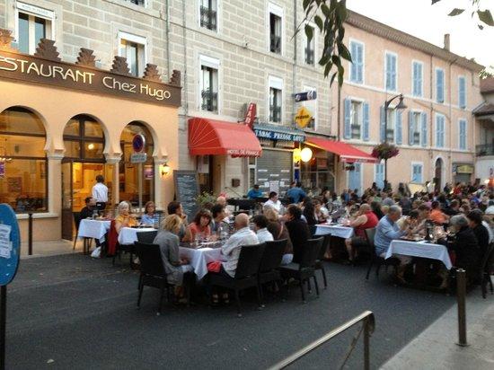 Hotel De France : Les jeudi de Lamalou