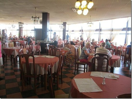 Auramar Beach Resort: restaurant
