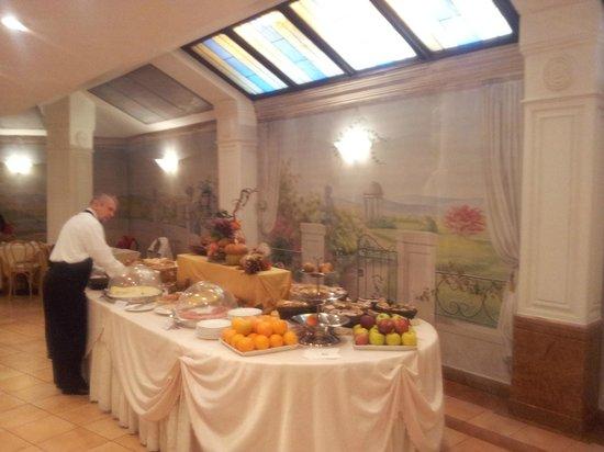 BEST WESTERN Hotel Mozart : πρωινο