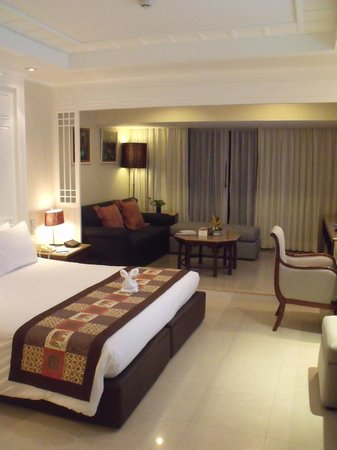 Royal Cliff Beach Hotel: my suite