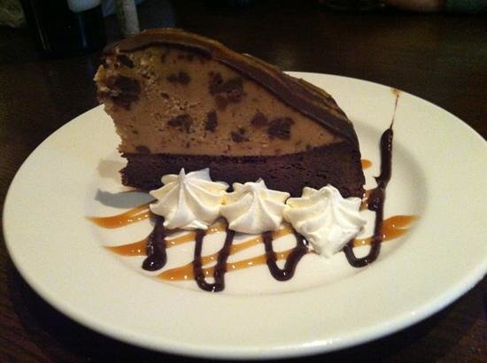 Whitefire Grille & Spirits: Peanut butter mousse pie