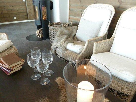 Blaatind: Lounge