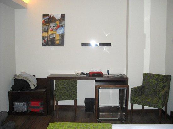 Eurostars Oporto: habitación