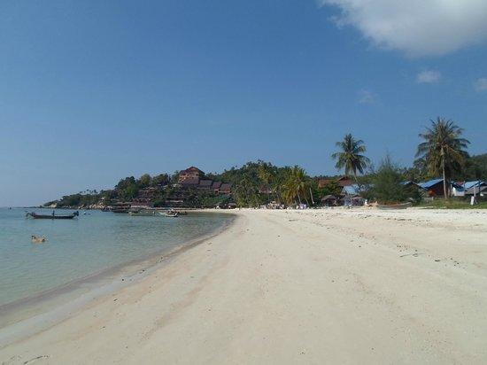Haad Yao Bayview Resort & Spa: haad yao beach