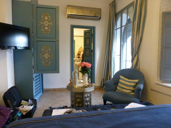 Riad Idra: Ahlam room