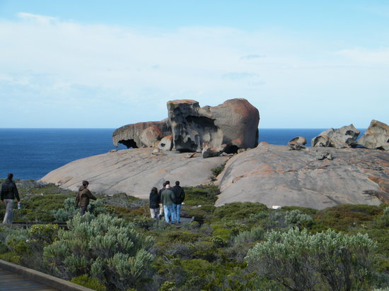 Southern Ocean Lodge: remarkable rocks - wonders of KI tour