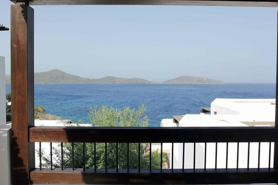 Tui Sensimar Elounda Village Resort & Spa by Aquila: View from the room