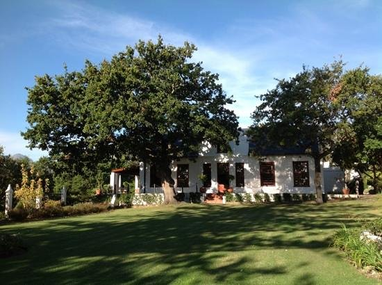 Vredenburg Manor House: Main Guest House
