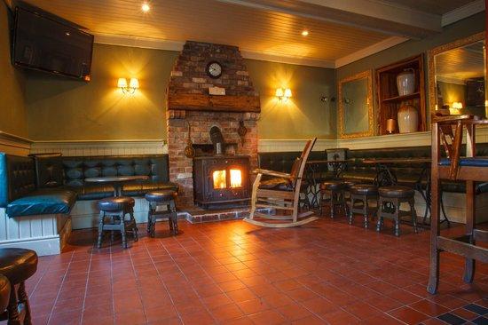 Stove Fire at Giltraps Pub Kinnitty