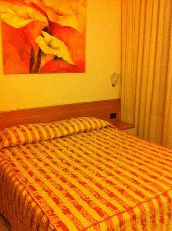 Hotel Riviera Blu: Camera da letto