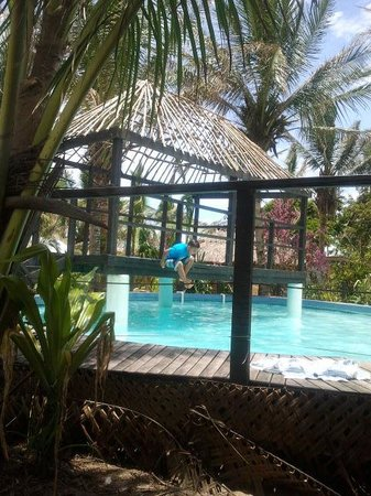 Robinson Crusoe Island Resort: kids chillax zone