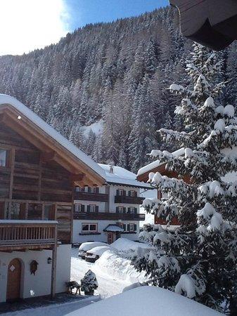 Hotel Genziana: Panorama dalla camera