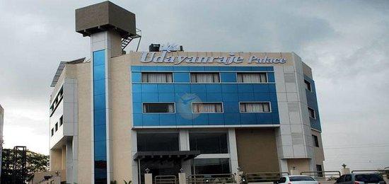 Udayanraje Palace