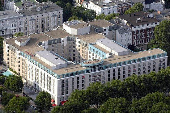 Grand Hotel Elysee Hamburg Check Out