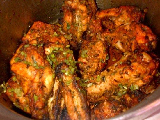 Bilas Tandoori: Tandoori Chicken Wings (Sunday Buffet new additions)