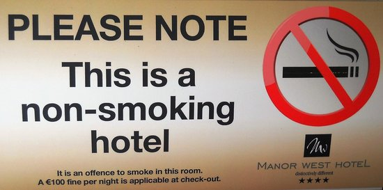 Manor West Hotel: great idea