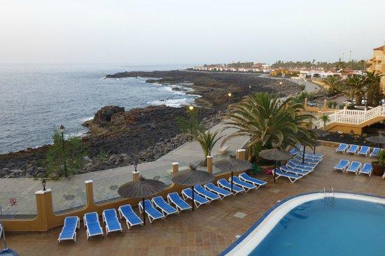 Elba Castillo San Jorge & Antigua Suite Hotel: wonderful view